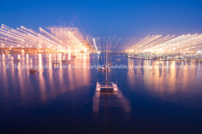 """Tauranga Harbour, light streams from both sides. Harbour night scenes See;  <a href=""""http://www.blurb.com/b/3811392-tauranga"""">http://www.blurb.com/b/3811392-tauranga</a> mount maunganui landscape photography, Tauranga Photos;"""