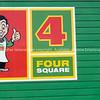 Four square sign Taihape
