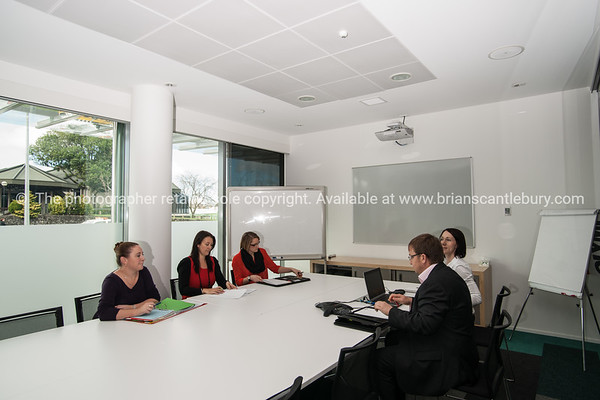 Aurecon office design.Interior and people in one of Tauranga's newest buildings. Priority one shoot.  Model/Property Release; NO. Not for commercial use without permission. Editorial use only without permission.
