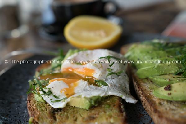Breakfast started-2