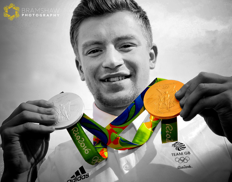 Adam Peaty's Home coming to Byrds Lane Uttoxeter