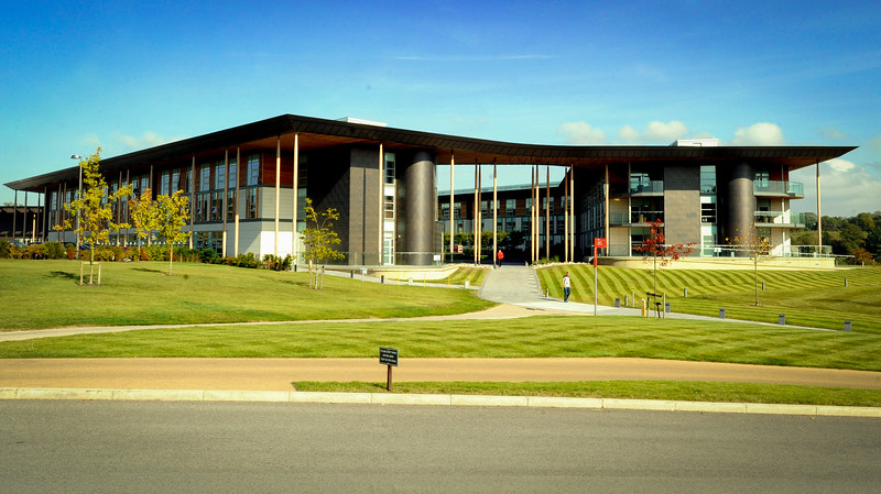 St George's Park,Updated pics of David Sheepshanks and FA centre.Hilyo Hilton Hotel