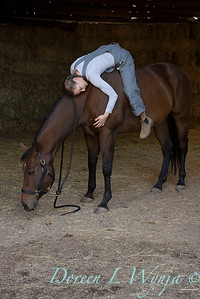 Girl and her horse_164