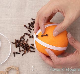 Clove and Orange holiday ball_891