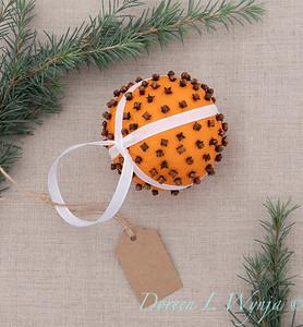 Clove and Orange holiday ball_894