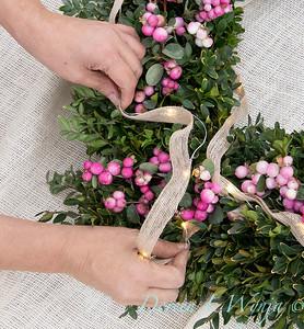 How to make a wreath_909