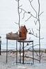 Stacking Tables - Birdhouse - Birdbath - Trellis_6079