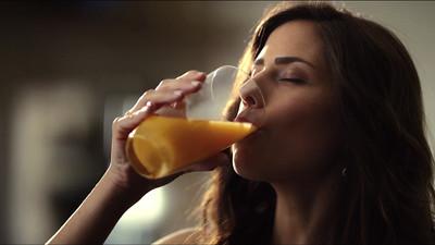 Dimes Orange Juice