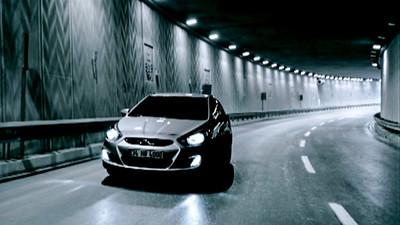 """Hyundai- """"Accent Blue"""" - ARRI ALEXA"""