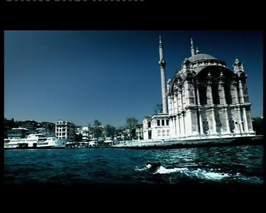 "Sinpas- ""Bosphorus City Swimmer"""