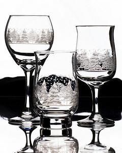 Backlit Glassware
