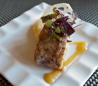 Hawaiian Gourmet Fish dish