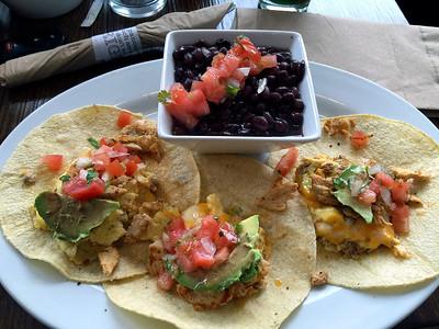 Roadside mexican food