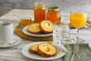 Cinnamon Bread Breakfast