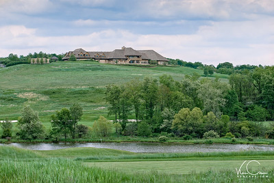 Longaberger Golf Course and Club House  Longaberger Ohio