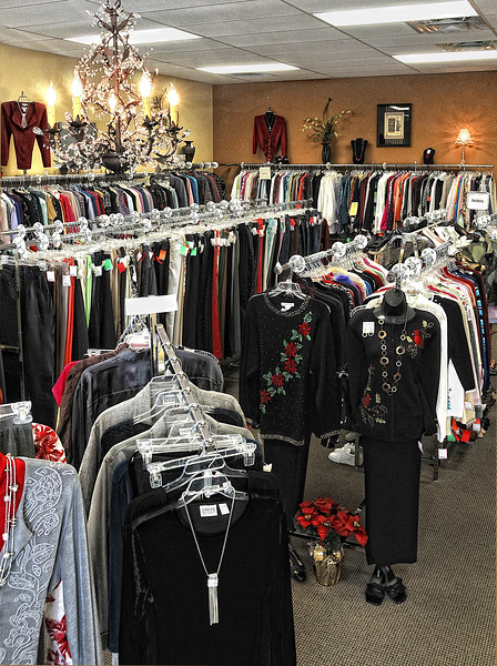 Consignment shop-898A