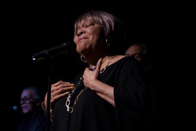 Mavis Staples , singer