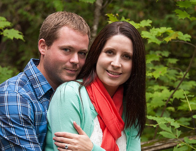 Amber and Noah Engaged