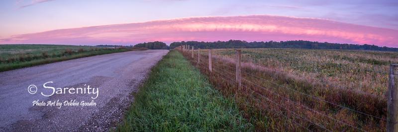 Sunrise Palette on the Horizon