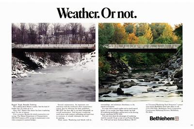 Bethlehem Steel Magazine Ads