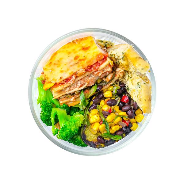 Lasagna Platter - 0001