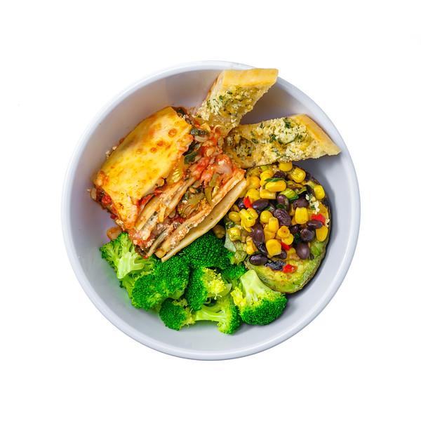 Lasagna Platter - 0002