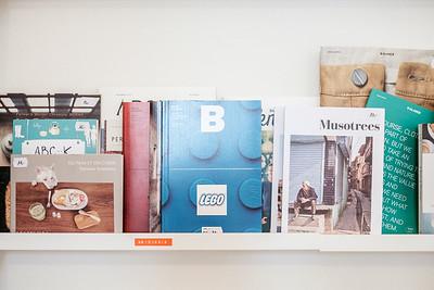 La Superette bookstore in Chexbres