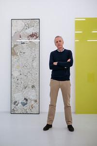 Portrait Pierre-Henri Jaccaud galerie SKOPIA art contemporain, Geneva