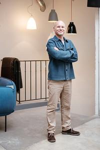 Portrait of Arnaud Choisy, Les enfants terribles, Geneva