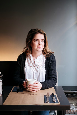 Portrait of Femke Delarive, owner
