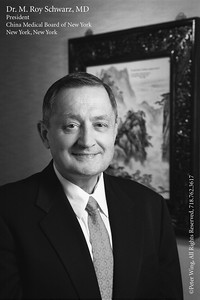 Dr. M. Roy Schwarz, MD _ President _ China Medical Board of New York, Inc.