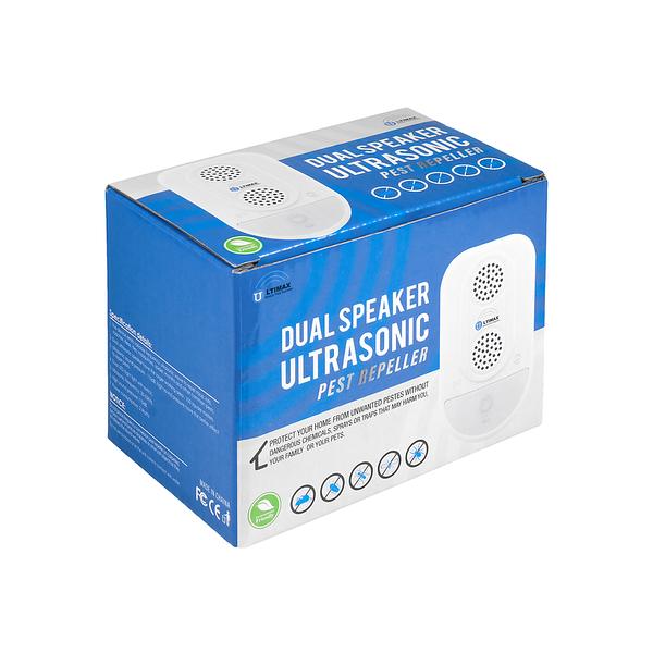 Dual Speaker Ultrasonic Pest Repellent_05