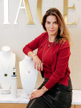 Chabi Nouri, Piaget CEO in Piaget's headquarters Geneva Switzerland - Samuel Zeller for The New York Times
