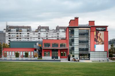 HEAD Geneva bâtiment Hippomène