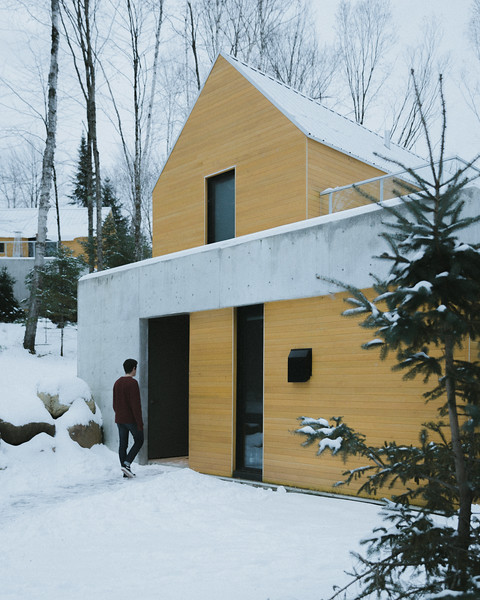Tremblant Mountain Chalets, 2017