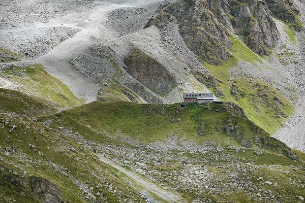 Cabane du Mont Fort Verbier