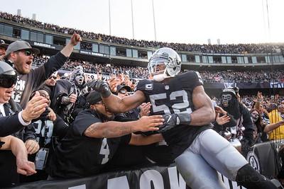 Oakland Raiders vs. Carolina Panthers
