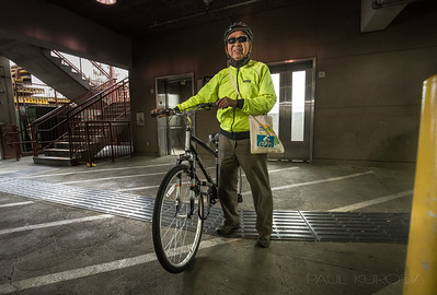 Metropolitan Transportation Commission Bike to Work Day.