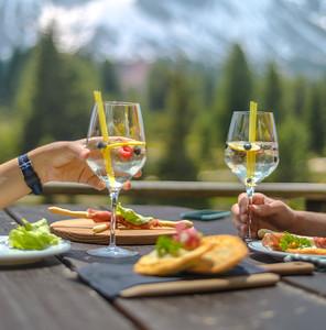 Ütia de Börz - lunch detail  // Food, drink, lifestyle photography
