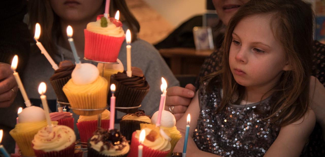 Bethany's 7th Birthday Party