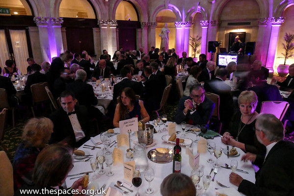 SPACES  2015 Awards and President's Dinner, Bristol