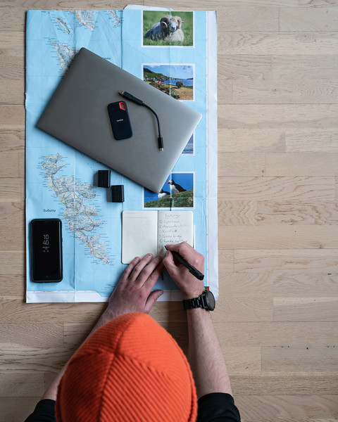 Plotting and planning