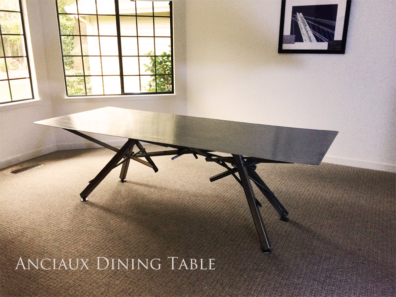 Anciaux Dining Table 800