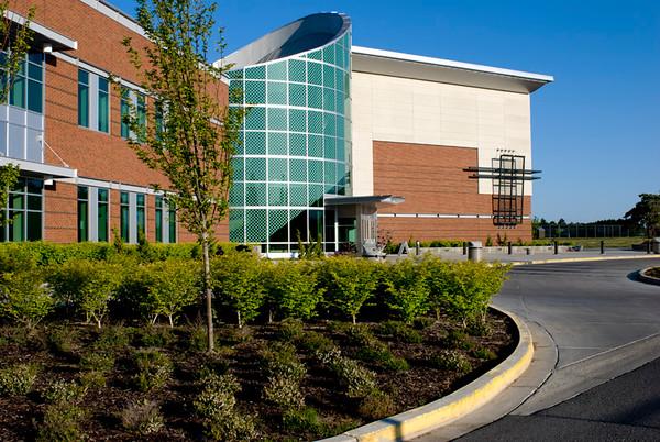 Central Washington University Music Building<br /> SiteWorkshop Landscape Architects<br /> Seattle, Washington