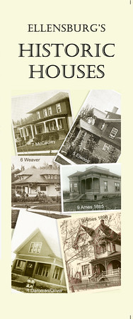 Brochure<br /> Historic Ellensburg<br /> Ellensburg, Washington