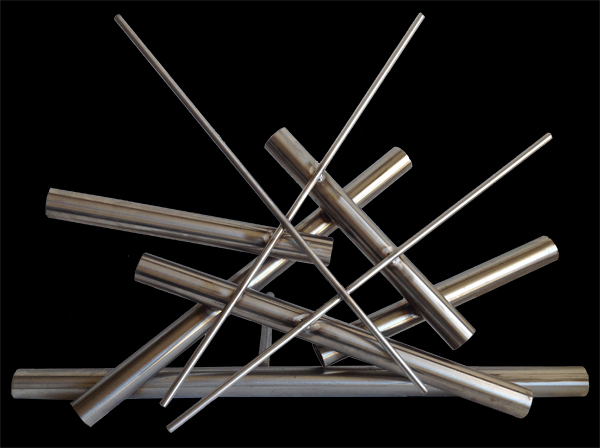 Stainless Steel fireplace insert