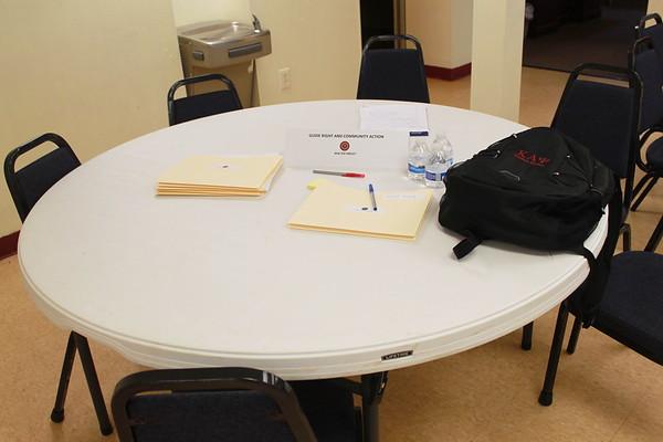 Committee Chair Workshop 22 Aug 17