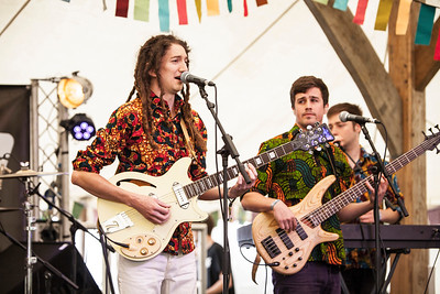 Sea Slugs at Common People 2016