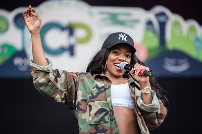 Lady Leshurr at Common People 2016