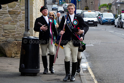 Coldstream Flodden Day 2016